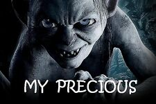 MOVIE QUOTE FRIDGE MAGNET - GOLLUM SMEAGOL in the film THE LORD OF THE RINGS
