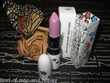 MAC Amplified Creme Lipstick BLOOMING LOVELY Liberty of London Authentic RARE ��