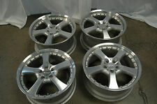 "19"" MERCEDES LORINSER LM5 WHEELS FOR S,CL,CLS, SL MODELS"