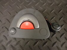 2004 SMART FORTWO COUPE AUTO HAZARD DEMISTER & BOOT RELEASE SWITCHES