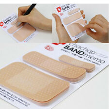 Novelty Bandage Sticky Note Self-Adhesive Memo Point It Pad Stationery