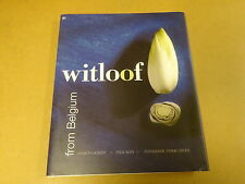 BOEK / WITLOOF FROM BELGIUM