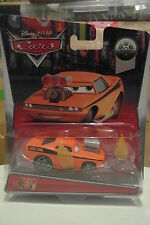 Disney Pixar Cars Snot Rod with Flames Mattel 1.55 Scale BNIB Rare