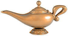 GENIE LAMP ALADDIN PRINCE MAGICAL MAKE A WISH COSTUME PLASTIC PROP DECORATION