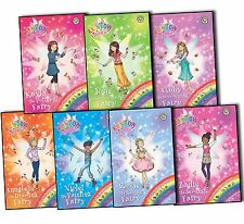 Daisy Meadows Rainbow Magic (141 -147) 7 Books Collection Pack Set RRP: £34.93