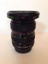 Samyang Zoom Super Wide Angle 18-28mm f/4-4.5 Manual Focus Lens for Pentax K