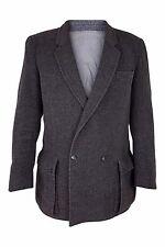 * yves saint laurent * vintage double breasted veste en laine (41)