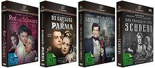 Rot und Schwarz+Die Kartause von Parma+Der Graf v.Monte Christo+Fräulein Scuderi