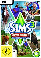 Die Sims 3 Einfach tierisch Add-On Download Code EA Origin *ORIGINAL* Key PC/Mac