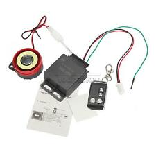 Motorized Bicycle Motor Bike Motorcycle Anti-theft Safety Security Alarm Kit 12V
