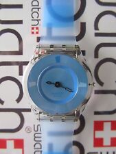 Swatch Budablu SFK170 2003 Spring Summer Collection Skin 34mm x 3.9mm
