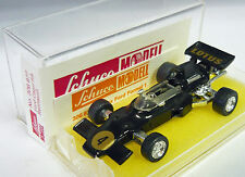Schuco 306870 LOTUS FORD f1 NERO #4 1/66 Top & In Scatola Originale