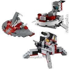 Lego Sith Speeder Command Station & Artillery Cannon (No Minifigure No Box) NEW