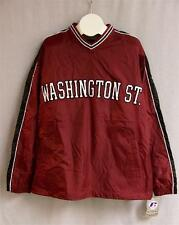 NEW Russell Athletic Washington State Cougars Pullover Golf Jacket Sizes M-XL