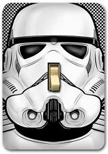 Starwar Stormtrooper Metal Switch plate Wall Cover Lighting Fixture SP749