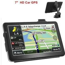 "7"" HD Touch Screen CAR TRUCK 8GB GPS Navigation Navigator SAT NAV Maps 2016"