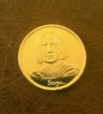 Harry Potter SNAPE COIN gringotts PHILOSOPHERS STONE COIN 2001 ALAN RICKMAN