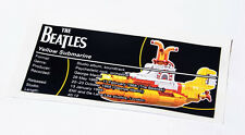 Lego Ideas UCS Sticker for Yellow Submarine 21306