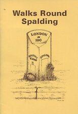 WALKS ROUND SPALDING published 1984