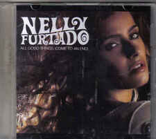 Nelly Furtado-All Good Things Promo cd single