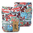 New Flower Adjustable Reusable Washable Baby Cloth Diaper Nappy+1 Insert