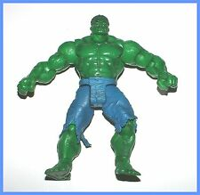 "The Hulk Movie Series _  8"" PUNCHING HULK _ Action Figure by Toy Biz 2003"