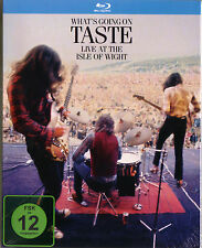 Blu-Ray (NEU!) . TASTE live at the Isle of Wight (+Beat Club +Promo-Videos mkmbh