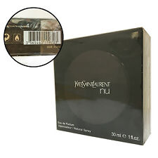 YVES SAINT LAURENT NU 30ML EAU DE PARFUM LOTTO 1334 EMB.60350