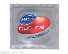 24 x Mates Natural Condoms (FREE UK P&P)