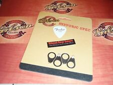 Gibson Les Paul Historic Knob Pointers Nickel Reissue Guitar Parts R9 Custom R8