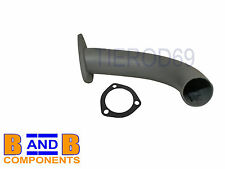 VW T25 TRANSPORTER CAMPER VAN EXHAUST SILENCER TAIL PIPE + GASKET A330