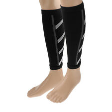 Elastic Calf Compression Shin Splints Support Sleeve Brace Injury Pain Wrap