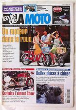 LVM - La Vie de la Moto n°316 du 1/6/2002; Un moteur dans la roue/ Classic motor