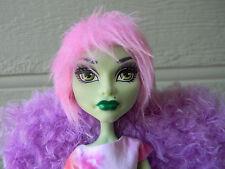 Monster high Faux Fur Wigs Short Nap Fur