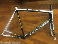 CANNONDALE SUPER SIX HI MOD EVO CARBON ROAD BIKE FRAME SET 60 CM