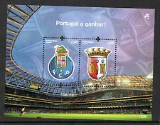 STAMPS - M/S - PORTUGAL - FOOTBALL - SOCCER - 2013 -