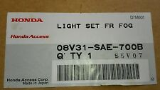 New Honda Genuine Fog Light Assy Pair Sides Replaces OE# 08V31 Fit RSX Accord