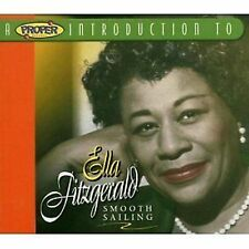 Ella Fitzgerald A Proper Introduction To: Smooth Sailing CD NEW 2004 Jazz