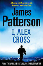I, Alex Cross,Patterson, James,New Book mon0000054826