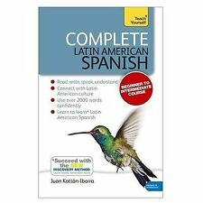 Complete Latin American Spanish with Two Audio CDs: A Teach Yourself Guide (Teac