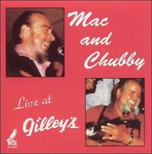 CHUBBY WISE/MAC WISEMAN - Live At Gilleys * CD ** Excellent Condition **