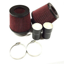 FTP Motorsports Dual Cone Intake Kit for BMW 135i 335i 535i