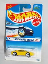 Hot Wheels 1995 Model Series #10 Ferrari 355 Yellow w/ White 5DOTs
