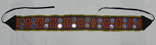 Indian Mirrored Karnataka Ethnic Hippy Tribal Belt Multi Coloured (BL14)