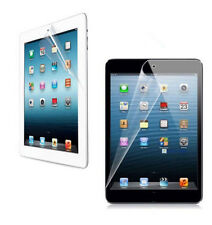 Clear Anti-Scratch Screen Protectors Guard Film Cover for Apple iPad 2 3 4