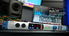 PreSonus Studio 192 26 x 32 USB 3.0 Audio Interface & Studio Command Center