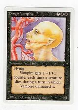 Sengir Vampire card - Revised Series - 1994 - Magic the Gathering
