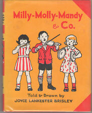 Milly-Molly-Mandy and Co by Joyce Lankester Brisley First Edition Thus