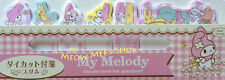 My Melody Mini Sticky Memo Post-it Page Marker Flags Pink / Made in Japan