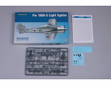 EDUARD 7439 Fw190A-5 Light Fighter (2 Cannons) in 1:72